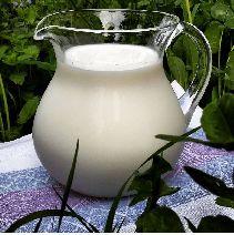 Козье молоко фермерское 1 литр