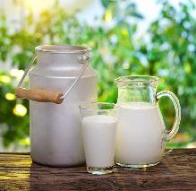 Молоко фермерское коровье 5л