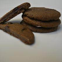 """Печенье домашнее """"Шоколадное"""" 1шт"""