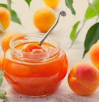Домашнее абрикосовое варенье 0,25кг