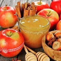 Домашнее яблочное варенье 0,25 кг